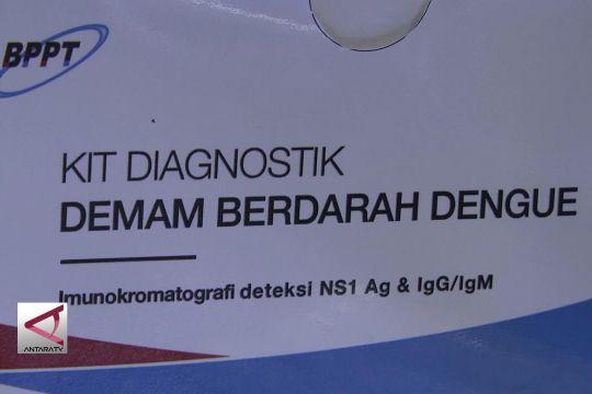 Kenalkan kit diagnostik DBD,untuk deteksi dini penyakit