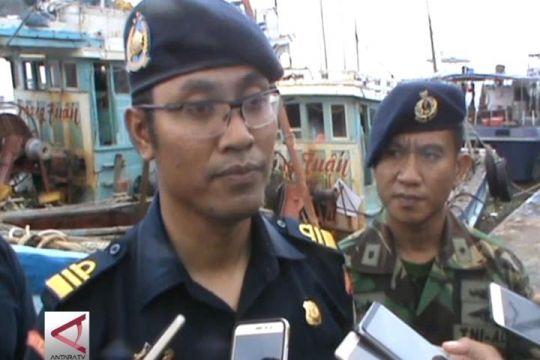 Operasi Nusantara III tangkap 2 kapal ikan Vietnam