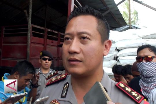 Polisi bongkar sindikat bajing loncat spesialis truk gula