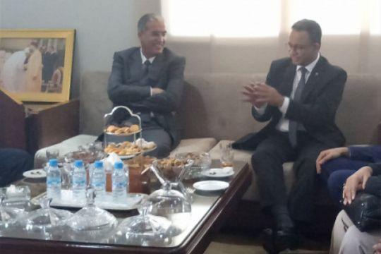 Jakarta-Casablanca akan wujudkan kerja sama nyata
