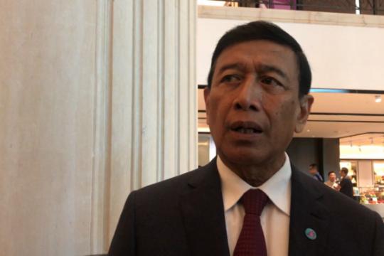 Wiranto: Pembahasan RKUHP dengan KPK belum final