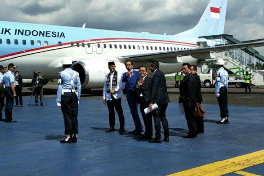Presiden bertolak ke Singapura hadiri KTT ASEAN