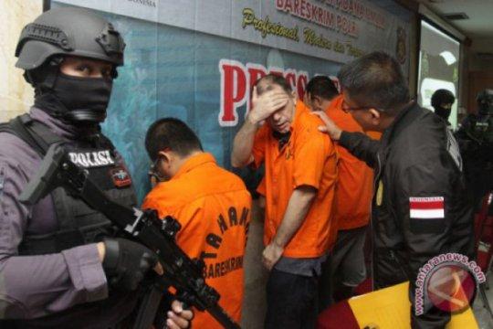Berkas tersangka kasus kawin kontrak di Puncak diserahkan ke Kejagung