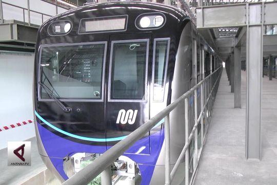 Serangkaian Uji Coba Untuk MRT Jakarta