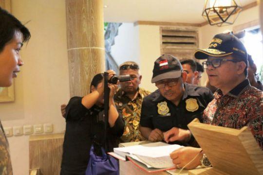 Dirjen Imigrasi pimpin langsung operasi pengawasan orang asing di Bitung