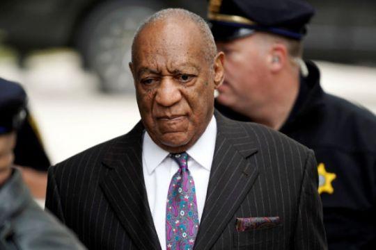 Bill Cosby dihukum sampai 10 tahun penjara