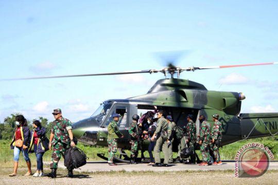 TNI kembali evakuasi tiga guru korban KKSB