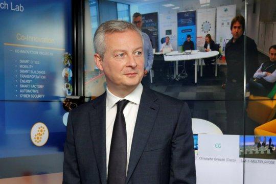 Prancis: Usulan AS untuk buka kembali negosiasi pajak global 'menarik'