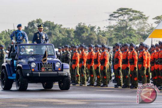 Peringatan HUT ke-72 TNI AU