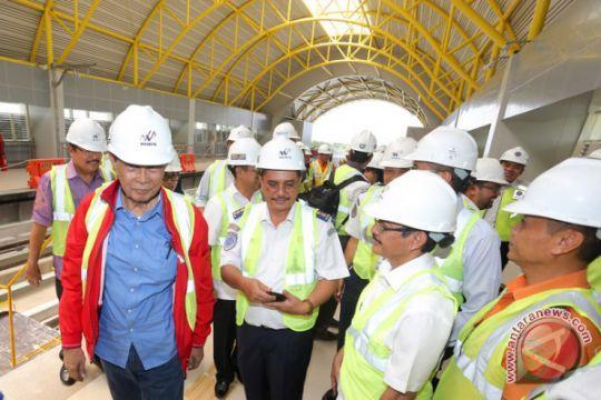 DPR tinjau penunjang Asian Games