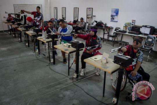 Pelatnas menembak Asian Para Games