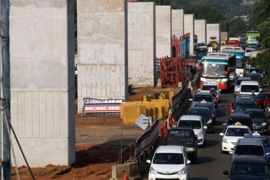 Ditlantas upaya antisipasi kemacetan jelang puasa di Kota Ambon