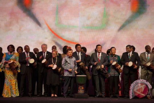 Mata diplomasi ekonomi Indonesia terus tertuju ke Afrika