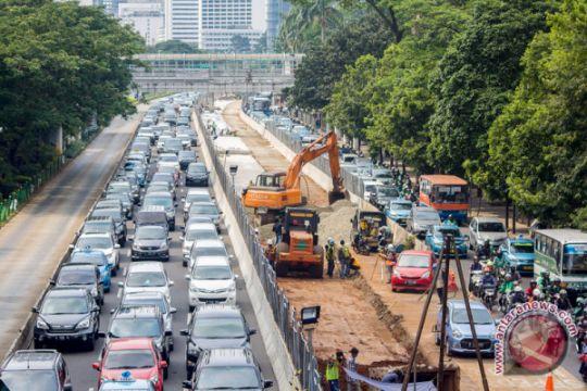 Dinas Bina Marga Jakarta percepat pekerjaan perbaikan jalan