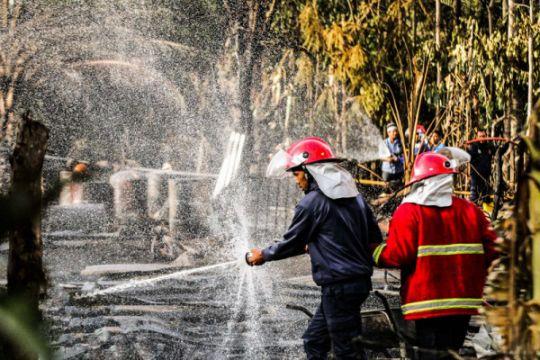 Pasien rujukan sumur minyak meninggal di Medan