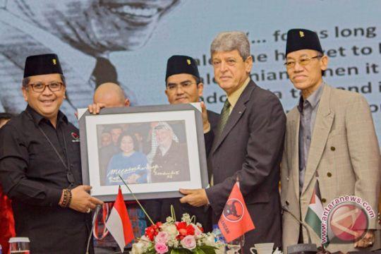 Dubes Palestina sampaikan terima kasih untuk PDIP dan rakyat Indonesia