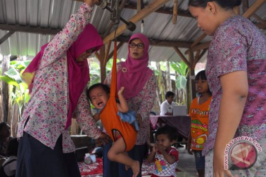 Hampir 2.000 balita di Kotabaru termasuk kerdil