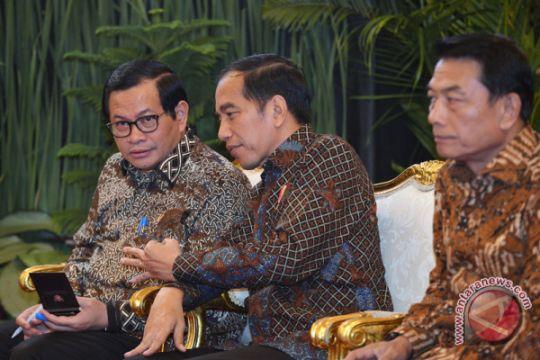 Pengamat: Moeldoko alternatif cawapres potensial Jokowi