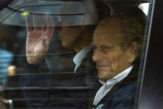 Pangeran Philip pindah rumah sakit untuk periksa jantung