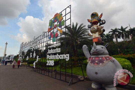 Waktu pemberlakuan ganjil-genap diperpanjang selama Asian Games