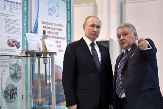 Rusia berharap mulai uji coba tahap akhir vaksin COVID-19 pada Agustus