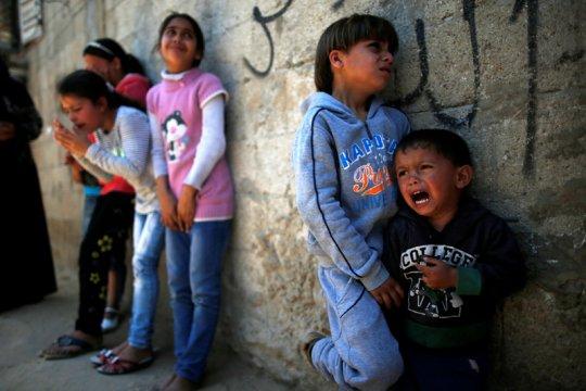 NGO: Israel tangkap 900 anak Palestina tahun ini