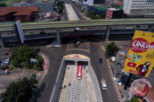 Underpass Mampang-Kuningan dipasangi kamera pengawas