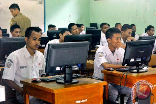 UNBK SMK Banten 100 persen