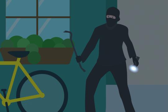 Pencuri bermodus matikan lampu listrik terjadi di Kalideres