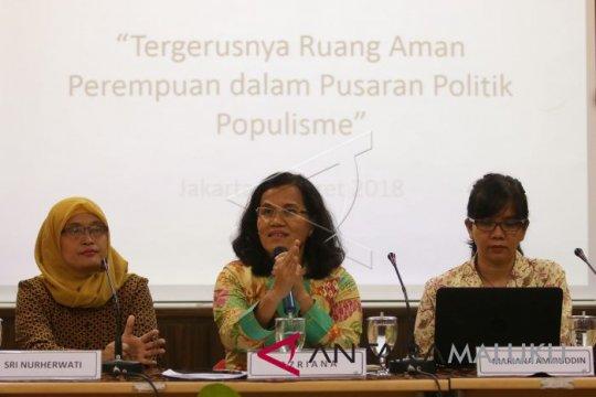Komnas Perempuan: perlu mandat khusus institusi perempuan