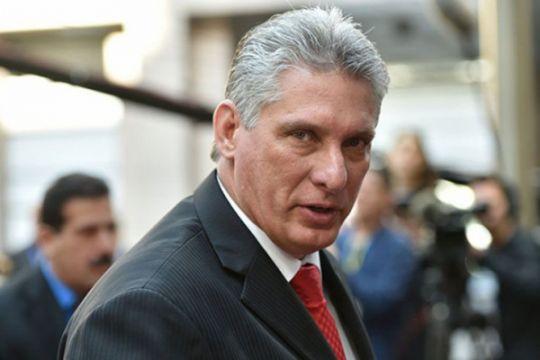 Kuba akan lantik presiden pengganti Raul Castro