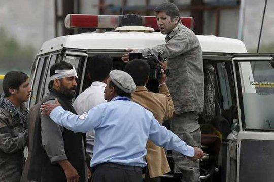 Bom mobil meledak di markas kepolisian Kandahar, Afghanistan