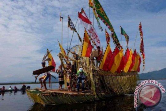 Tiga suku Kapuas Hulu akan gelar ritual saat Festival Danau Sentarum
