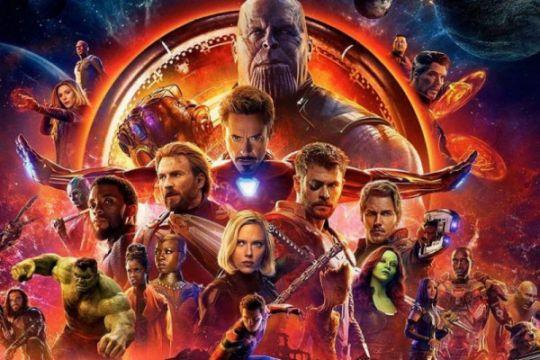 """""""Avengers: Infinity War"""" cetak rekor"""