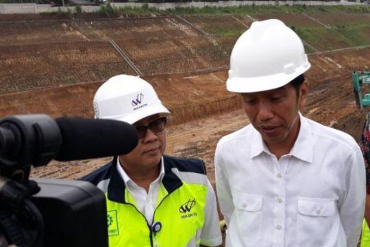 Presiden Jokowi nyatakan Tol Ciawi - Cigombong selesai Juli