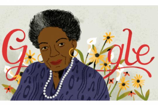 Alicia Keys bacakan puisi Maya Angelou di Google Doodle
