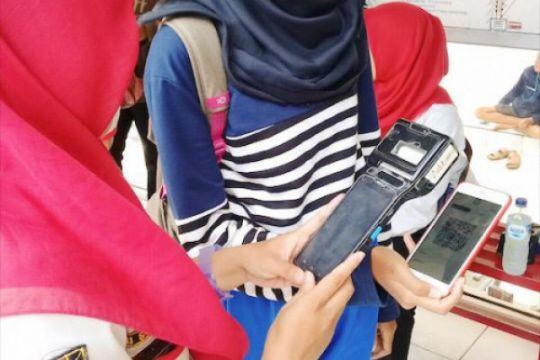 Trans Semarang gandeng OVO mudahkan transaksi nontunai