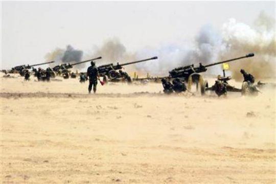 Suriah rontokkan rudal asing entah milik siapa