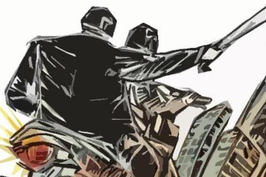 Polisi buru pelaku pembacokan anggota TNI di Cengkareng