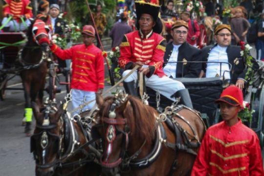 Kirab Raja Keraton Se Nusantara