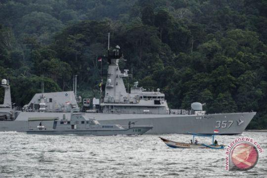 KRI Bung Tomo tangkap dua kapal Vietnam