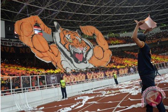 Pembangunan stadion baru Persija harus terus ditagih