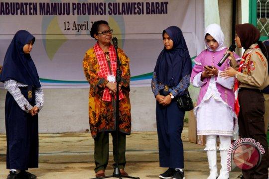 SD 006 Tanjung Selor terima piagam inisiator Sekolah Ramah Anak