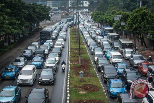Kendalikan arus kendaraan,  kebijakan ganjil-genap terus berlaku sampai ERP diterapkan