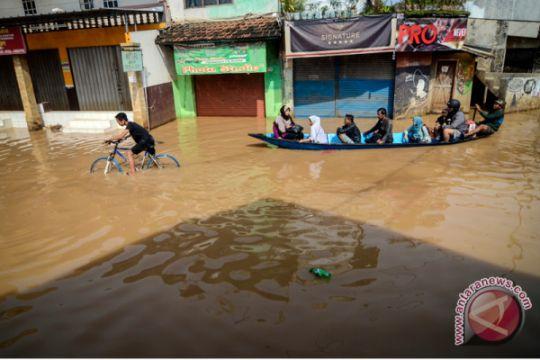 Banjir kembali kepung Kota Bandung