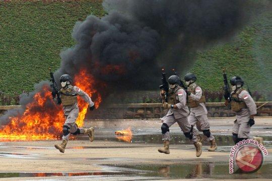 Polri berangkatkan 381 pasukan perdamaian ke Sudan