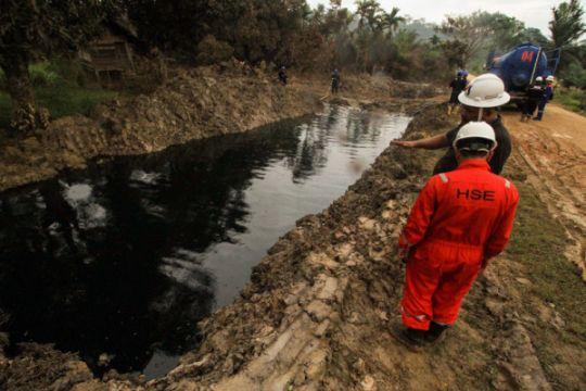 Korban ledakan sumur minyak jadi 22 orang