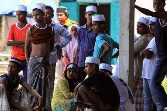 Rencana Pemindahan Etnis Rohingya