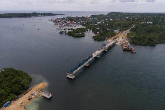 Pemerintah berupaya wujudkan Indonesia sentris