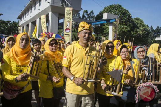 Golkar yakin sapu empat basis suara Prabowo
